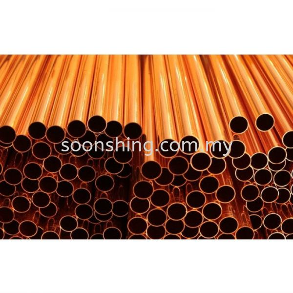Kembla Copper Tubing 15mm x 5.8m Copper Tubings and Fittings Plumbing Johor Bahru (JB), Malaysia Supplier, Wholesaler, Exporter, Supply | Soon Shing Building Materials Sdn Bhd