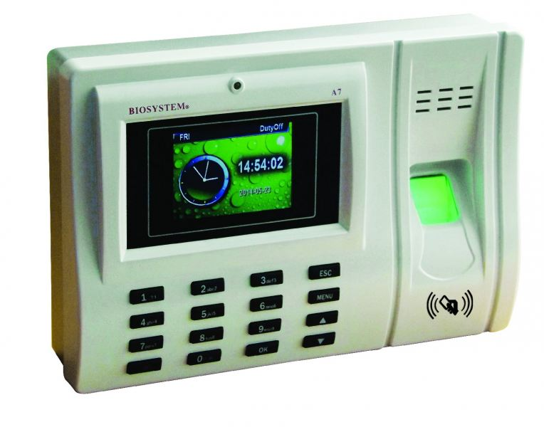 A7 Time Attendance System and Door Access Control 指纹扫描   Supplier Supply Suppliers Manufacturers   Biosystem Group Pte Ltd