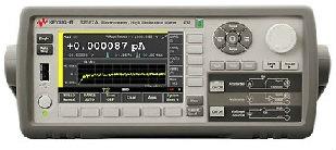 B2985A Electrometer/High Resistance Meter, 0.01fA
