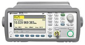 53210A 350 MHz RF Frequency Counter, 10 digits/s