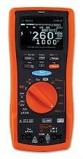 U1453A Insulation Resistance Tester, OLED display, 50V to 1kV