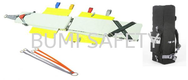 Paraguard Excel Stretcher w/valise & Lifting Sling Medical Equipment Selangor, Kuala Lumpur (KL), Puchong, Malaysia Supplier, Suppliers, Supply, Supplies | Bumi Nilam Safety Sdn Bhd