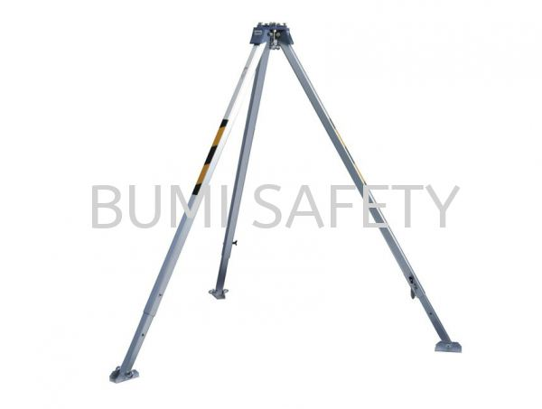 Mobile Tripod Anchorage  Others Protection Selangor, Kuala Lumpur (KL), Puchong, Malaysia Supplier, Suppliers, Supply, Supplies | Bumi Nilam Safety Sdn Bhd