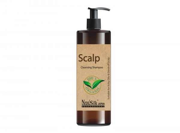 ORGANIC SCALP CLEANSING SHAMPOO Others Japan, Malaysia, Singapore Manufacturer, Supplier | Nanosilk International Group Holdings Limited