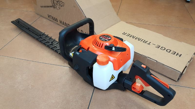 OMC HT600 Gasoline Hedge Trimmer ID887848    Lawn Mower & Trimmer (Petrol & Gasoline)  Agricultural Seri Kembangan, Selangor, Kuala Lumpur (KL), Kajang, Malaysia Supply Supplier Suppliers | Knight Auto Sdn Bhd
