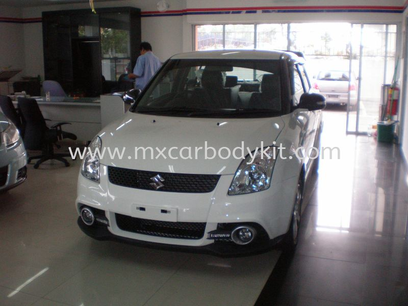 SUZUKI SWIFT HIKARI 2010 BODYKIT + SPOILER SWIFT 2004 - 2011 SUZUKI Johor, Malaysia, Johor Bahru (JB), Masai. Supplier, Suppliers, Supply, Supplies | MX Car Body Kit