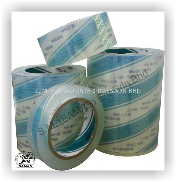Transfer Tape - 100meter Advertising Accessories Tools and Accessories Product Kuala Lumpur (KL), Selangor, Malaysia. Supplier, Suppliers, Supply, Supplies | S.M. (SAMAS) Enterprises Sdn Bhd
