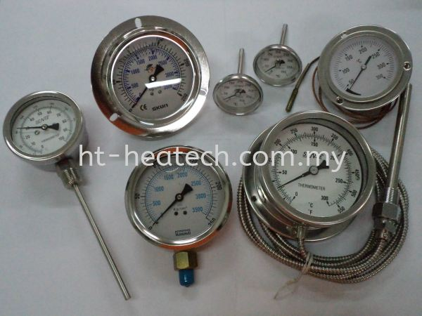 Thermometer  Dual Thermometer Penang, Pulau Pinang, Malaysia, Butterworth Manufacturer, Supplier, Supply, Supplies | Heatech Automation Sdn Bhd