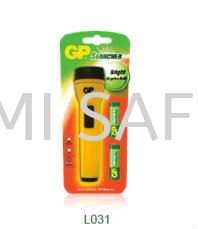 GreenCell Small Torch c/w 2'D Battery Others Protection Selangor, Kuala Lumpur (KL), Puchong, Malaysia Supplier, Suppliers, Supply, Supplies | Bumi Nilam Safety Sdn Bhd