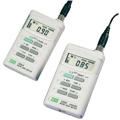 Noise Dose Meter TES-1354/1355 Sound Level Meters Climatic / Environment Inspection Malaysia, Selangor, Kuala Lumpur (KL) Supplier, Suppliers, Supply, Supplies   Obsnap Instruments Sdn Bhd