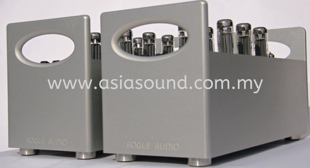 Apollo Monoblocks Tube Power Amplifier Monoblocks Tube Power Amplifiers Rogue Audio Kuala Lumpur (KL), Selangor, Malaysia, Cheras, Petaling Jaya (PJ) Supplier, Supply, Importer, Distributor | Asia Sound Equipment (M) Sdn Bhd