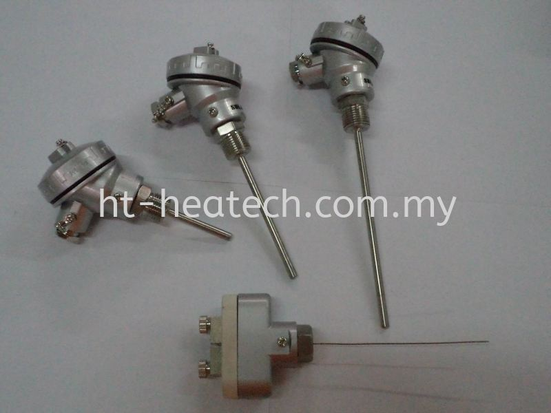Big / Small / T-Head Thermocouple Thermocouple Penang, Pulau Pinang, Malaysia, Butterworth Manufacturer, Supplier, Supply, Supplies | Heatech Automation Sdn Bhd
