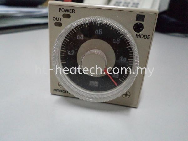 Omron Timer Timer Penang, Pulau Pinang, Malaysia, Butterworth Manufacturer, Supplier, Supply, Supplies | Heatech Automation Sdn Bhd