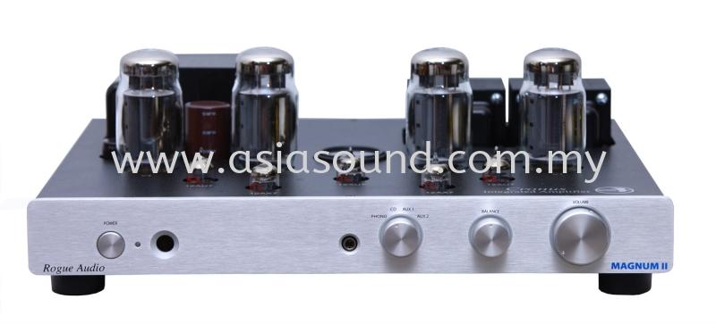 Cronus Magnum II Integrated Amplifier Integrated Amplifiers Rogue Audio Kuala Lumpur (KL), Selangor, Malaysia, Cheras, Petaling Jaya (PJ) Supplier, Supply, Importer, Distributor | Asia Sound Equipment (M) Sdn Bhd