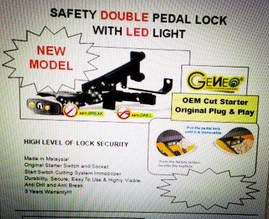 Safety Double Lock