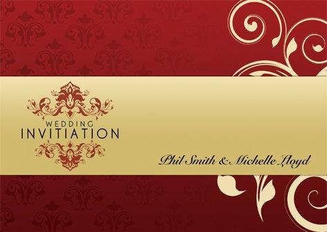 Phil Michelle Wedding Card Wedding Card Penang, Pulau Pinang, Malaysia Supplier, Suppliers, Supply, Supplies | De Print