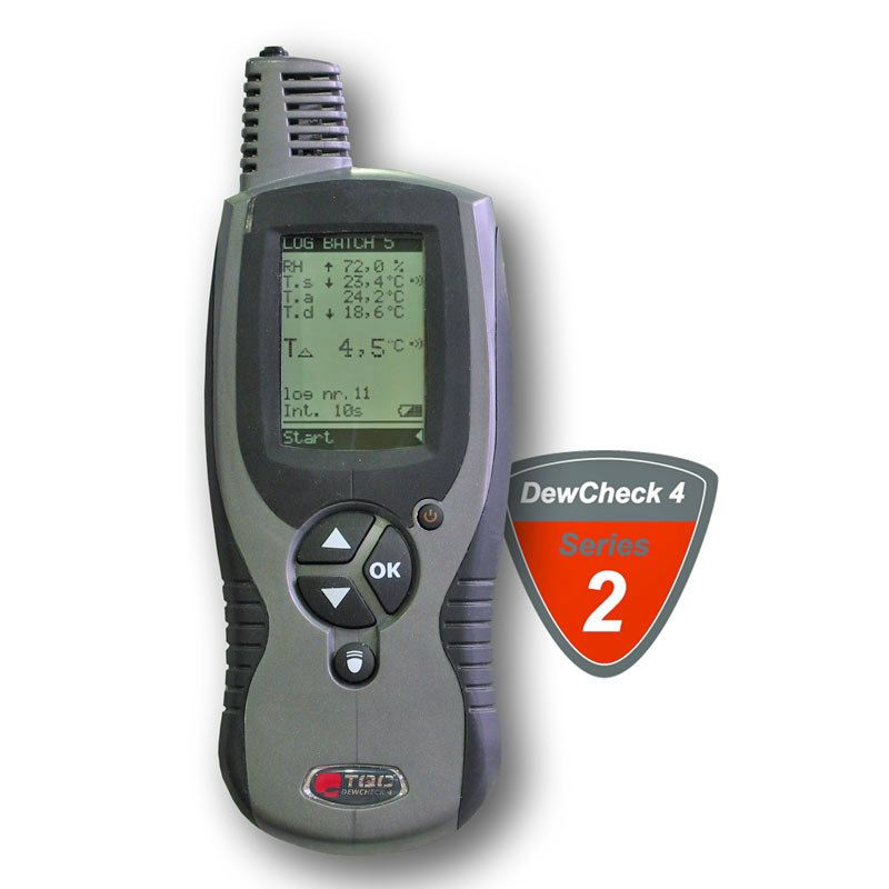 DewCheck 4 - Dewpoint Meter Humidity Meter Climatic / Environment Inspection Malaysia, Selangor, Kuala Lumpur (KL) Supplier, Suppliers, Supply, Supplies | Obsnap Instruments Sdn Bhd