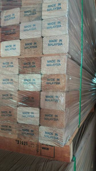 Durian Bench Slats Solid S4S , E4E Wood Moulding Malaysia, Johor. Manufacturer, Supplier, Supply, Exporter | Industri Perkayuan Peserai (M) Sdn Bhd