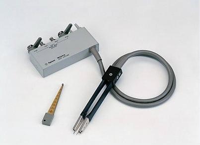16334A Test Fixture (Tweezers Contacts)