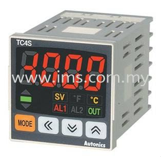 Autonics Temperature Controller TC4S-14R (PID) Temperature Controller Controller Johor, Johor Bahru, JB, Malaysia Supplier, Suppliers, Supply, Supplies   iMS Motion Solution (Johor) Sdn Bhd