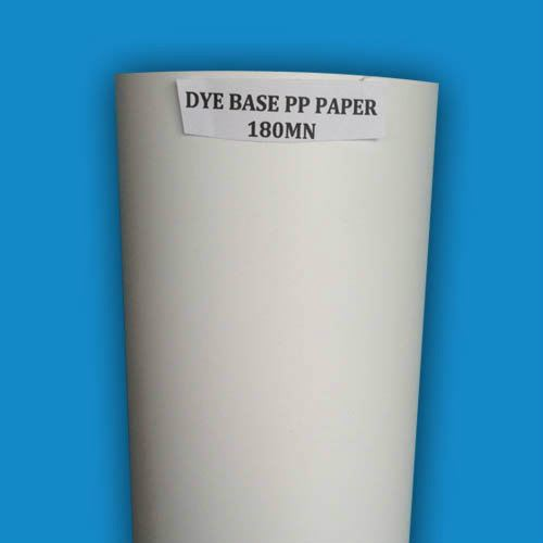 DNP180 Dye Base PP Paper PP Synthetic Paper Paper Materials Printing Materials Kuala Lumpur (KL), Selangor, Malaysia Supplier, Suppliers, Supply, Supplies   ANS AD Supply Sdn Bhd