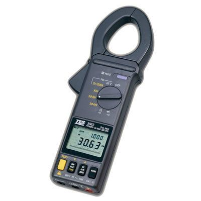 Power AC/DC Clamp Meter TES-3063/3064 Power Clamp Meter Electrical Inspection Malaysia, Selangor, Kuala Lumpur (KL) Supplier, Suppliers, Supply, Supplies | Obsnap Instruments Sdn Bhd
