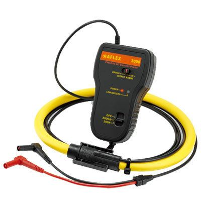 Flexible AC Current Probe AFLEX-3030 Flexible Clamp Meter Electrical Inspection Malaysia, Selangor, Kuala Lumpur (KL) Supplier, Suppliers, Supply, Supplies   Obsnap Instruments Sdn Bhd