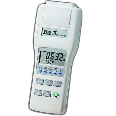 Battery Capacity Tester (RS-232) TES-32A Battery Impedance Electrical Inspection Malaysia, Selangor, Kuala Lumpur (KL) Supplier, Suppliers, Supply, Supplies | Obsnap Instruments Sdn Bhd