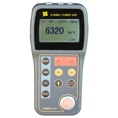 Ultrasonic Thickness Gauge - TIME2130 Ultrasonic Thickness Gauge Non-Destructive Testing System - Ultrasonic Testing Material Testing Malaysia, Selangor, Kuala Lumpur (KL) Supplier, Suppliers, Supply, Supplies   Obsnap Instruments Sdn Bhd