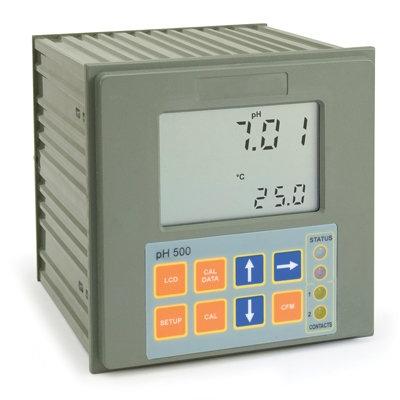 pH Digital Controllers pH 500 Process Instrumentation Water / Liquid Analysis Malaysia, Selangor, Kuala Lumpur (KL) Supplier, Suppliers, Supply, Supplies   Obsnap Instruments Sdn Bhd