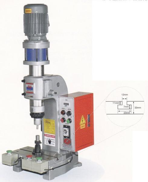 LF-128 Pneumatic Type Riveting Machine Selangor, Kuala Lumpur (KL), Puchong, Malaysia Supplier, Suppliers, Supply, Supplies   Young Jou Machinery Sdn Bhd