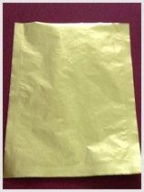 Gold Aluminium Foil Bags Aluminium Foil Penang, Malaysia Manufacturer, Supplier, Supply, Supplies   Metropolimer Sdn Bhd