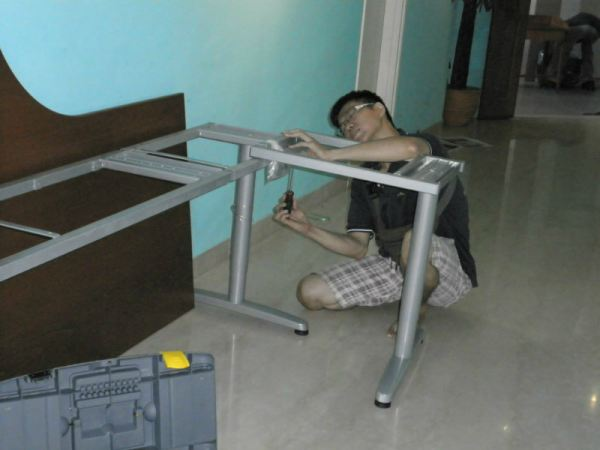 Furniture Disassembly Services 拆装各种家具服务 House Moving Services Johor Bahru JB 新山 Movers, Transport | Home Shift Trading