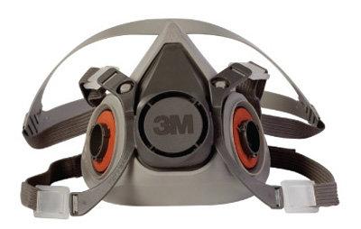 3M 6200 Half Face Mask Perlindungan pernafasan Kuala Lumpur, KL, Malaysia Supply Supplier Supplies   Sama Maju Marine & Industry Sdn Bhd