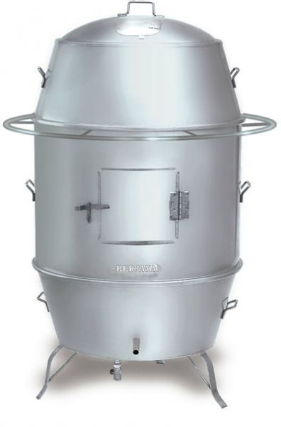 Stainless Steel Duck Roaster with Hanger Appolo Stove Gas Equipment Penang, Malaysia Supplier, Suppliers, Supply, Supplies | Meika Stainless Steel Equipments