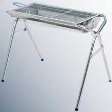 BJY-BBQ-930 Stainless Steel BBQ Stand Stainless Steel Fabrication Penang, Malaysia Supplier, Suppliers, Supply, Supplies | Meika Stainless Steel Equipments