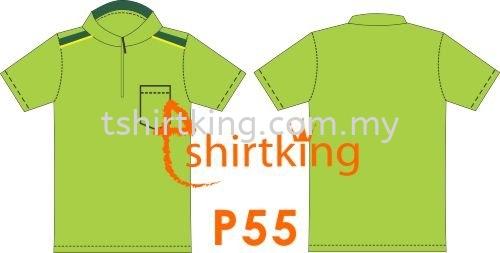 P55 Custom Made T-Shirt Pattern Penang, Pulau Pinang, Malaysia. Supplier, Suppliers, Supply, Supplies, TShirtKing  | Texline Lino Sdn Bhd