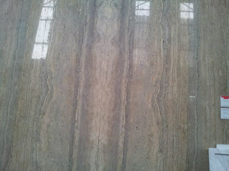 Travertine Roma Platinum, Polished Unfilled (Italy) Dining Table Marble Range Selangor, Kuala Lumpur (KL), Malaysia Supplier, Suppliers, Supply, Supplies | DeCasa Marble Sdn Bhd