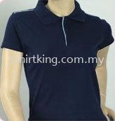 Cotton Interlock 07 Famale Polo Shirt  Penang, Pulau Pinang, Malaysia Supplier, Suppliers, Supply, Supplies, TShirtKing  | Babajob Sdn Bhd