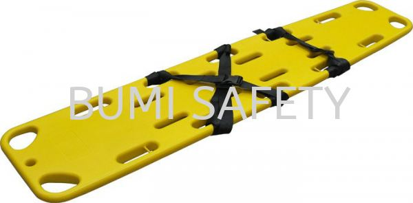 Spine Board For Adult & Child Stretcher Medical Equipment Selangor, Kuala Lumpur (KL), Puchong, Malaysia Supplier, Suppliers, Supply, Supplies | Bumi Nilam Safety Sdn Bhd