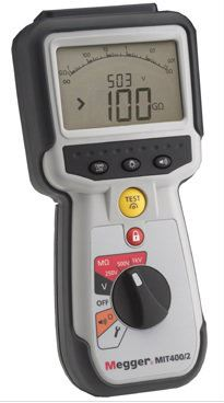 MIT400/2 CAT IV Insulation Testers