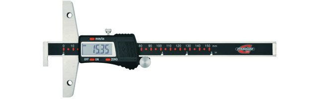 Standard gage - Depth calipers - Electronic depth calipers with hook Calipers Small Dimensional Gauging Malaysia, Selangor, Kuala Lumpur (KL) Supplier, Suppliers, Supply, Supplies   Obsnap Instruments Sdn Bhd