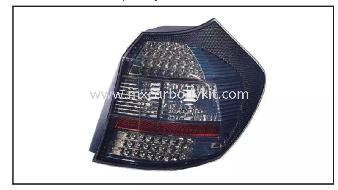 BMW 1 SERIES E87 TAIL LAMP CRYSTAL LED SMOKE TAIL LAMP ACCESSORIES AND AUTO PARTS Johor, Malaysia, Johor Bahru (JB), Masai. Supplier, Suppliers, Supply, Supplies | MX Car Body Kit