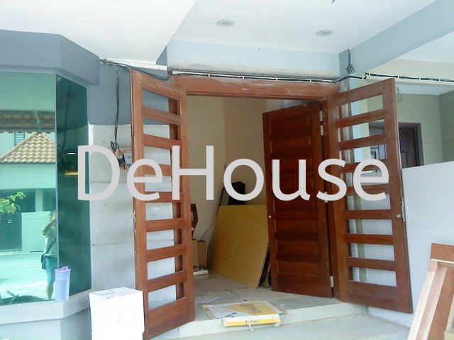Solid Wood Door Door Penang, Pulau Pinang, Butterworth, Malaysia Service, Supplier, Supply | De House Design & Furnishing