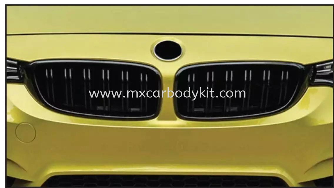 BMW 3 SERIES F30 2012 & ABOVE M3 LOOK GRILLE GLOSS BLACK GRILLE ACCESSORIES AND AUTO PARTS Johor, Malaysia, Johor Bahru (JB), Masai. Supplier, Suppliers, Supply, Supplies | MX Car Body Kit