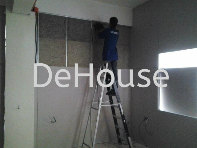 Sound Proof Partition Penang, Pulau Pinang, Butterworth, Malaysia Service, Supplier, Supply   De House Design & Furnishing