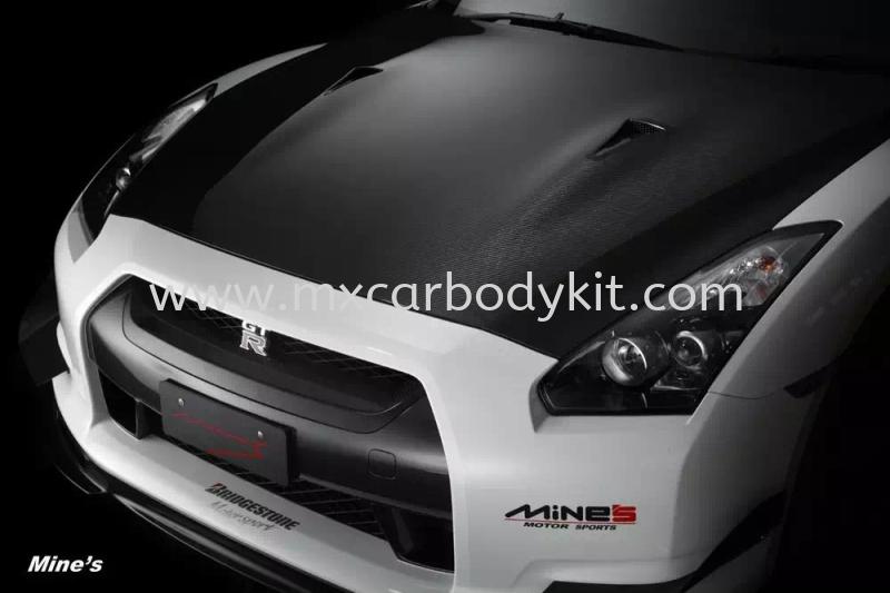 NISSAN SKYLINE GTR R35 OEM ENGINE HOOD W/CARBON SKYLINE R35 NISSAN  Johor, Malaysia, Johor Bahru (JB), Masai. Supplier, Suppliers, Supply, Supplies | MX Car Body Kit