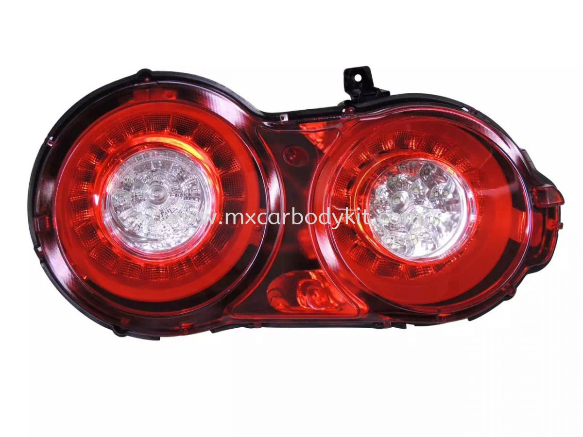 NISSAN SKYLINE GTR R35 REAR LAMP CRYSTAL LED RED/CLEAR TAIL LAMP ACCESSORIES AND AUTO PARTS Johor, Malaysia, Johor Bahru (JB), Masai. Supplier, Suppliers, Supply, Supplies | MX Car Body Kit