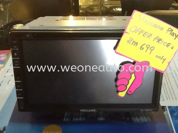 BIG SALES FOR DVD PLAYER Audio System Johor Bahru (JB), Johor, Malaysia Supplier, Suppliers, Supply, Supplies | We One Auto Station Sdn Bhd