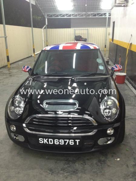 Car Sticker Design Johor Bahru (JB), Johor, Malaysia Supplier, Suppliers, Supply, Supplies | We One Auto Station Sdn Bhd